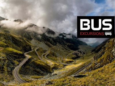 Day Excursions by bus: Tusnad Bath - Transfagarasan - Balea Lake